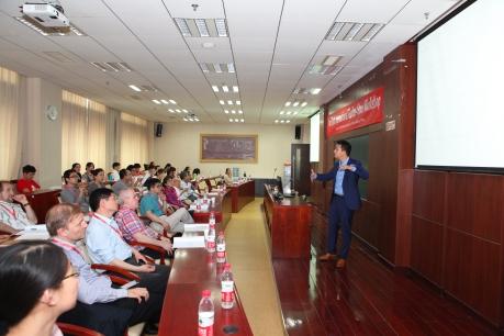 Beijing, China, June 8-9, 2016, Gerber-Shiu Workshop